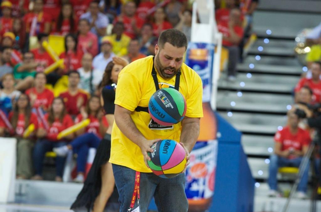 Tito Canino @Eurobaket 2014