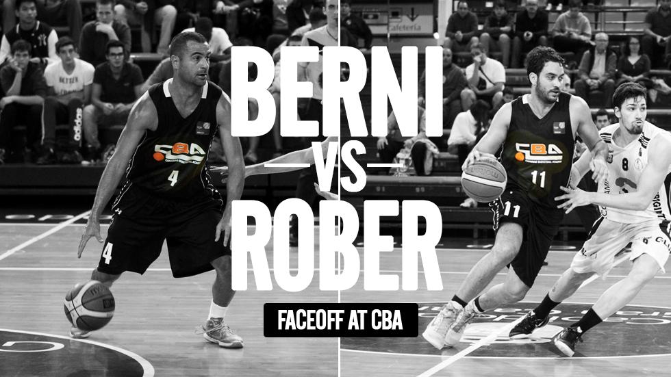 Cara a cara en la CBA: Berni Hernández vs Roberto Guerra