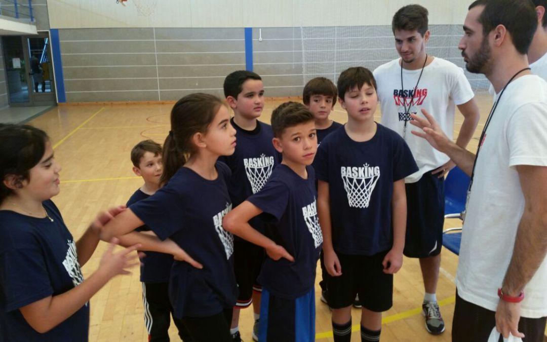 Abierto el plazo de inscripción al Clinic Basking Easter 2015 de Baloncesto