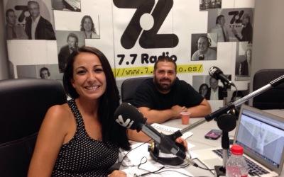 Entrevista a StreetFlavour en la 7.7 radio